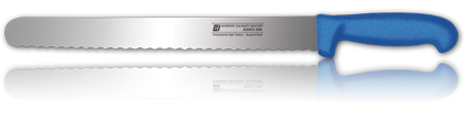 "12"" Scalloped Slicing Knife"