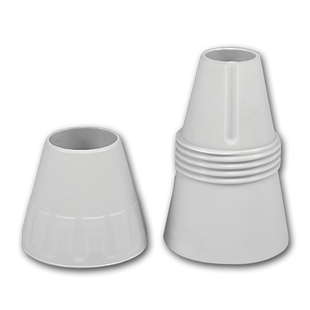 Piping Tip Adapter - Ivory